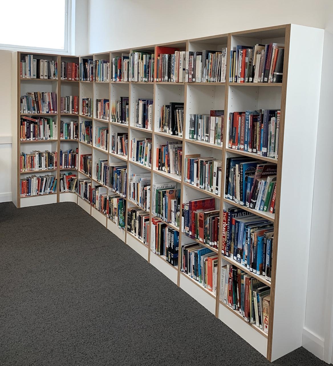 Trent Bookcase 3